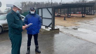 Проверка автозаправочного комплекса «Нефтьмагистраль» началась в Котельниках