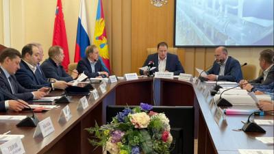 Развитие системы водоснабжения обсудили в Люберцах