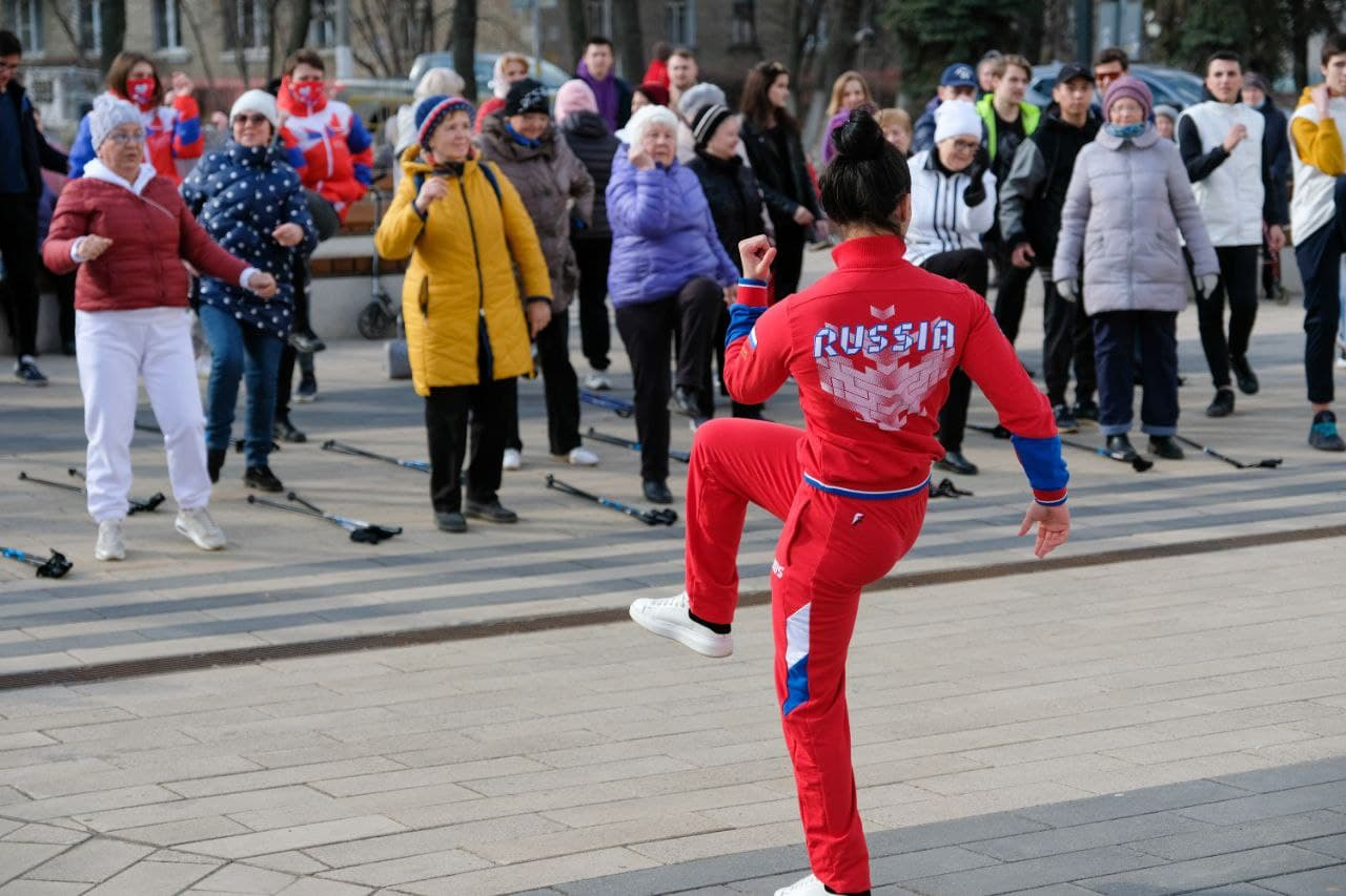 Роман Терюшков: «В Московской области скандинавской ходьбой занимаются свыше 12 тысяч человек»