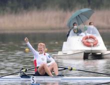 Россиянки выиграли две медали на Чемпионате Европы по академической гребле
