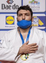 Российские дзюдоисты завоевали семь медалей на Чемпионате Европы в Португалии
