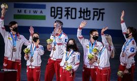 Сборная России по фигурному катанию впервые выиграла неофициальный командный Чемпионат мира