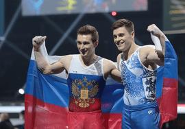 Сборная России по спортивной гимнастке уверенно выиграла общекомандный зачёт Чемпионата Европы в Швейцарии