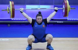 Сборная России по тяжёлой атлетике завоевала девять медалей на Чемпионате Европы в Москве