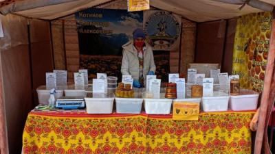 Сезонная ярмарка «Постный день» открылась в Сергиево-Посадском округе