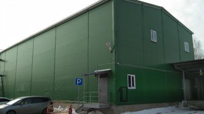 Склад в Лыткарине получил акт о соответствии требованиям