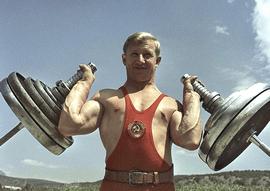 Скончался олимпийский чемпион по тяжёлой атлетике Виктор Куренцов