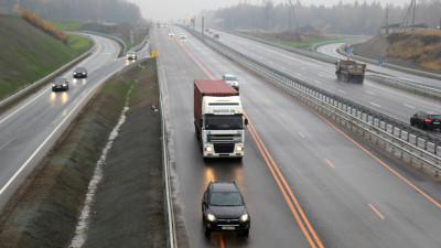 Автомобильное движение в Истринском районе