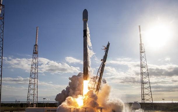 SpaceX запустила очередную партию спутников Starlink