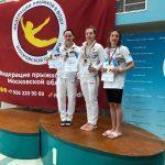 Спортсмены из Подмосковья завоевали 16 медалей на всероссийских соревнованиях по прыжкам в воду
