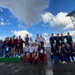 Спортсмены из Подмосковья завоевали 22 медали на всероссийских соревнованиях по гребному спорту