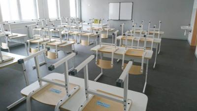 Школа на 1,1. тыс. мест в Химках