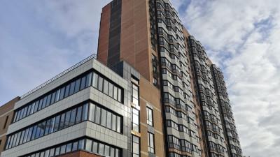 Сто пятьдесят дольщиков проблемного дома в Домодедове получат свои квартиры