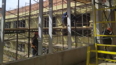 Строительство начальной школы в Истре планируется завершить в октябре
