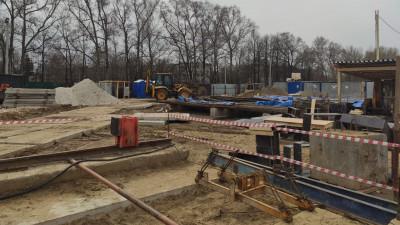 Строительство поликлиники продолжается в Коломне