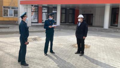 Строительство школьной пристройки на 600 мест завершилось в Балашихе