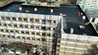 Строительство школы на 1,1 тыс. мест в Подольске планируют завершить до конца года