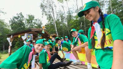 Воробьев проверил работу детского лагеря «Осетр» в Зарайске
