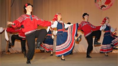 народный ансамбль танца «Боярышня»