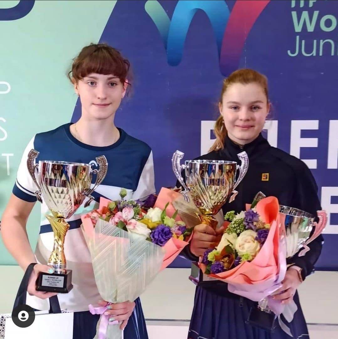 Теннисистка из Подмосковья стала серебряным призёром международных соревнований