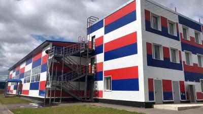 Торгово-ярмарочный комплекс построили в поселке городского округа Ступино