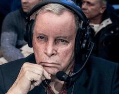 Ушёл из жизни спортивный комментатор Владимир Гендлин