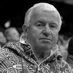 Ушёл из жизни заслуженный тренер России Евгений Загорулько