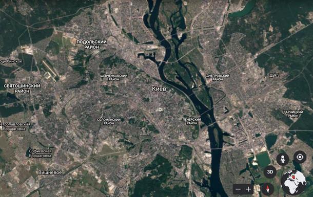 В Google можно увидеть изменения Земли за 37 лет