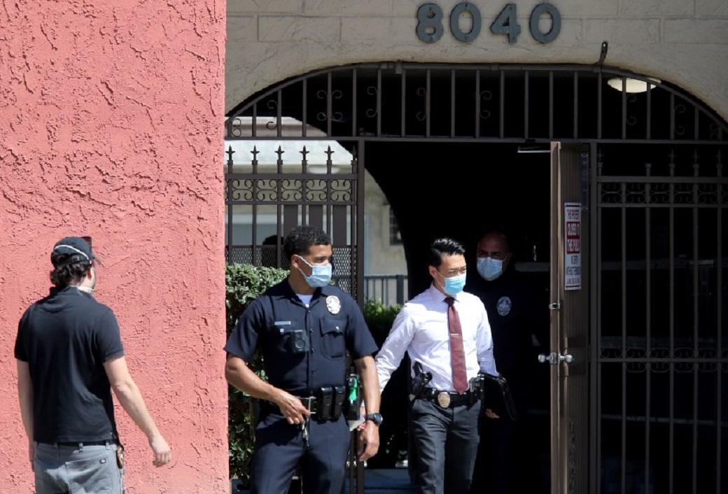 в калифорнии мать убила трёх детей
