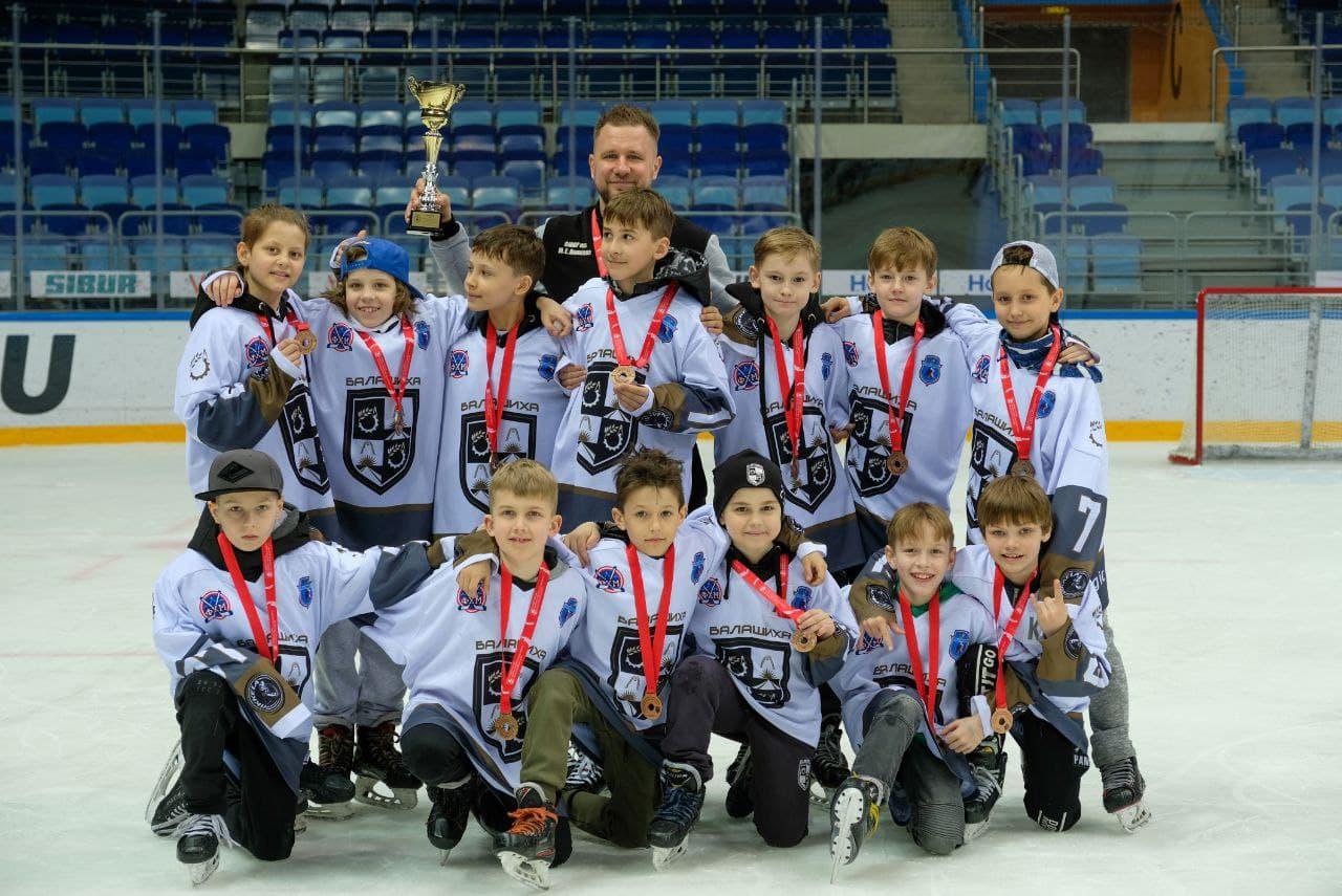 В Мытищах завершился розыгрыш Кубка олимпийского чемпиона по хоккею Виктора Шалимова