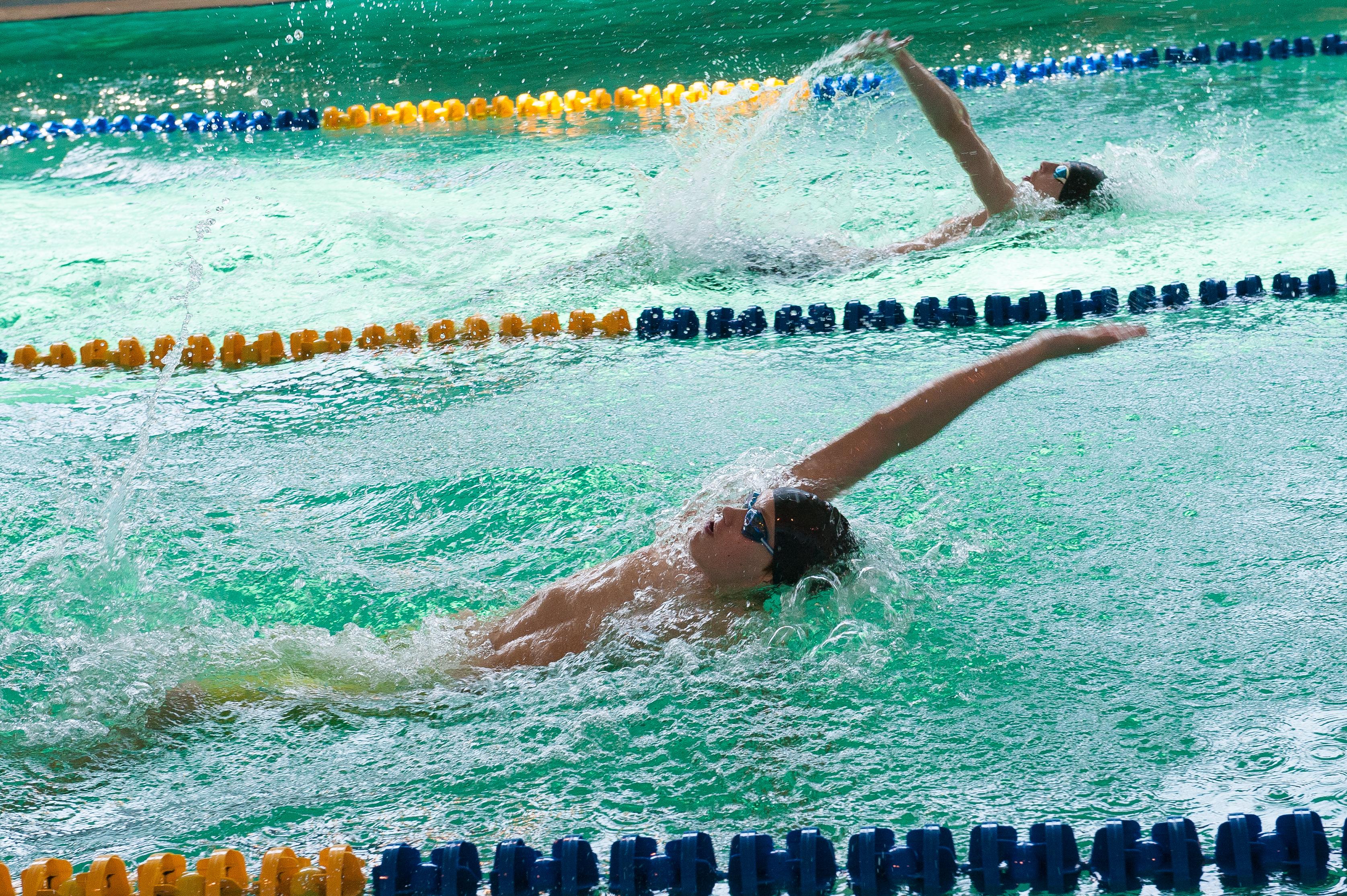 В Подмосковье завершились соревнования по плаванию на Кубок Евгения Рылова