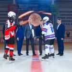В Смоленске стартовали Всероссийские финальные соревнования юных хоккеистов клуба «Золотая шайба» им. А.В. Тарасова среди команд юношей 14-15 лет