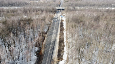Время выезда из ЖК «Пригород Лесное» и «Восточное Бутово» в Ленинском округе сократилось до 5-7 минут