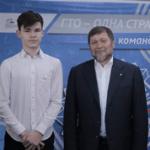 Замминистра спорта Одес Байсултанов ознакомился с Центром тестирования ГТО в Башкортостане