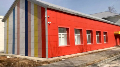 Завершена реконструкция детского сада в Одинцовском городском округе