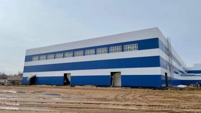 Завод объемно-блочного домостроения появится в Волоколамском округе в 2023 году
