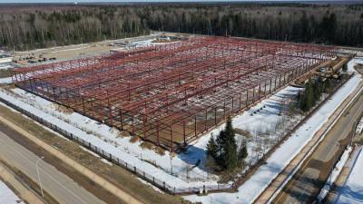 Завод полимерных материалов в Дубне планируют построить до конца 2021 года