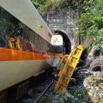 Железнодорожная катастрофа на Тайване: минимум 48 погибших