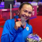 Женская команда пополнила копилку сборной России пятью медалями на Чемпионате Европы по спортивной борьбе