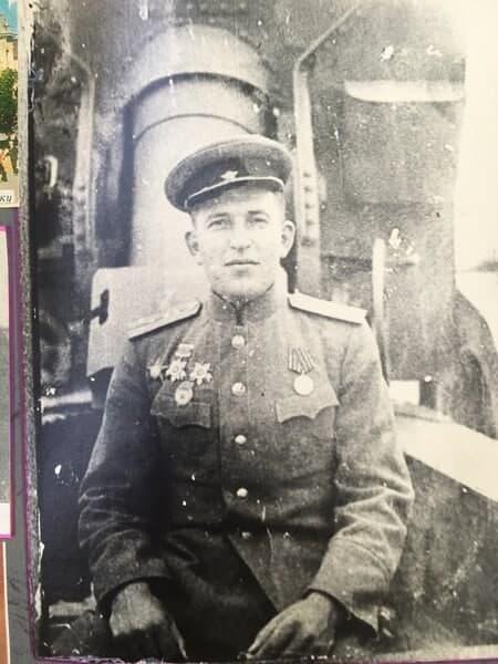 Андрей Воробьев встретился с ветераном ВОВ