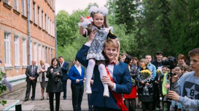 Андрей Воробьев поздравил выпускников Московской области с последним звонком