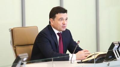 Андрей Воробьев вошел в топ-3 рейтинга глав регионов ЦФО за 2020 год