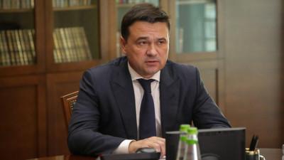 Андрей Воробьев вошел в топ-3 самых цитируемых губернаторов-блогеров за апрель