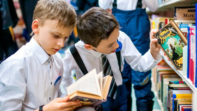 Более 1,5 млн читателей зарегистрировано в подмосковных библиотеках