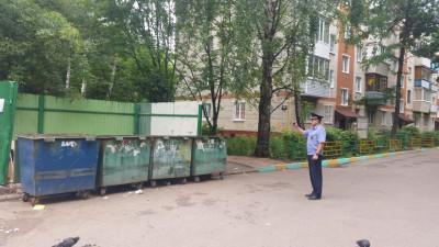 Более 1,5 тыс. нарушений содержания контейнерных площадок устранили в Подмосковье за месяц