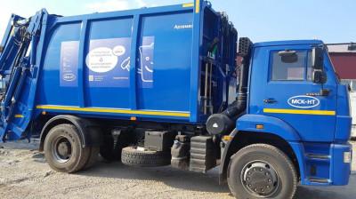 Более 100 новых мусоровозов пополнят автопарк регоператоров Подмосковья до конца июня