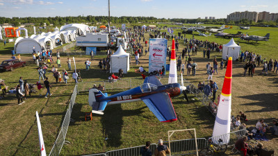 Более 25 тысяч человек посетило фестиваль «НЕБО: теория и практика» в Балашихе