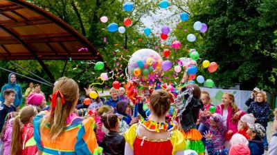 Более 400 мероприятий ко Дню защиты детей пройдет в культурных учреждения Подмосковья