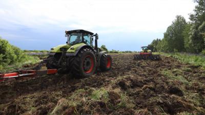 Более 450 га пустующих земель ввели в сельхозоборот в Коломне