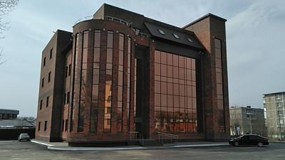 Деловой центр построили в Серпухове